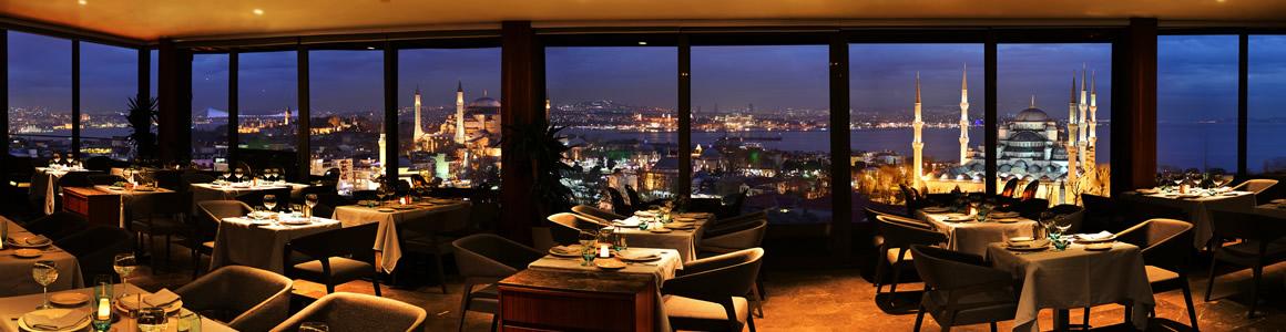 Fine Dine İstanbul Restoran