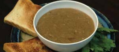 Freshwater Sardine Porridge