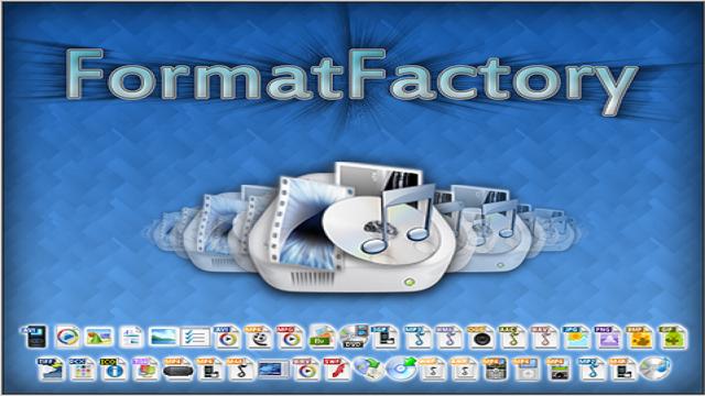 Convertir archivos en diferentes formatos