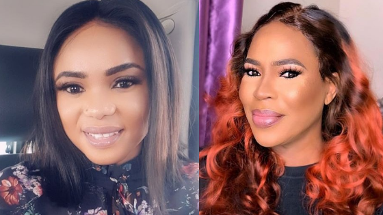 Back Off Witch! - Iyabo Ojo Drags Faithia Balogun, Exposes Her Evil Deeds