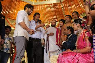director krish wedding photos