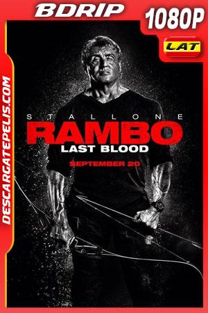 Rambo: Last Blood (2019) 1080p BDrip Latino – Ingles