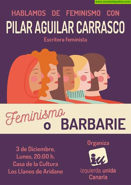 Hablamos de feminismo con Pilar Aguilar Carrasco