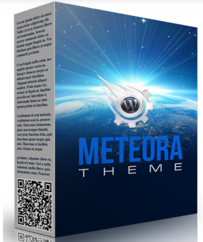 Meteora WordPress Theme