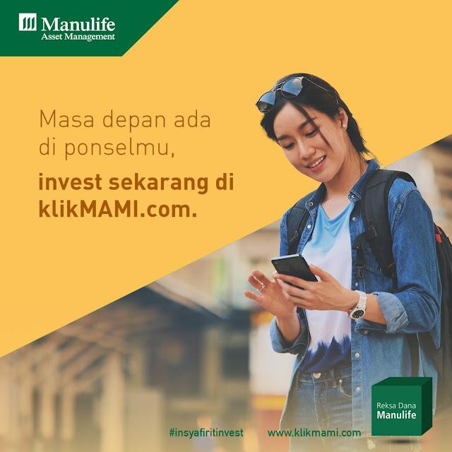 Investasi Online Manulife Indonesia