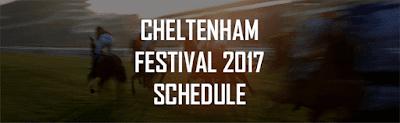 cheltenham festival guide