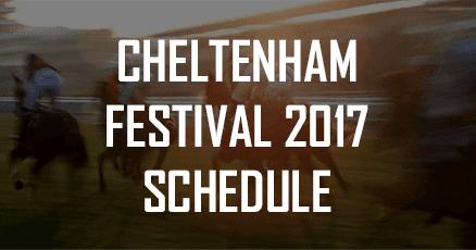 cheltenham festival dates