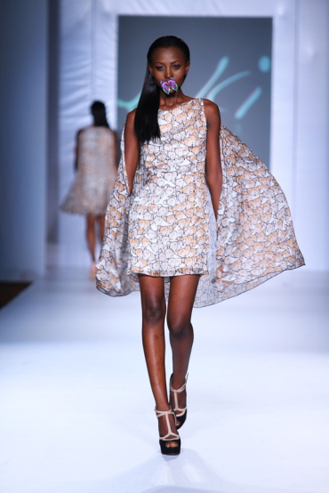 MTN Fashion And Design Week 2012: Eki Orleans ciaafrique
