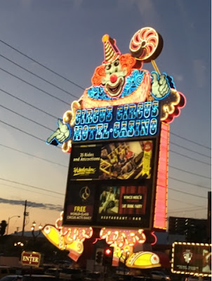 Roadtrip USA - on the road again - Las Vegas Fremont casino