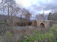 Το πέτρινο γεφύρι στο Κομοπύλι