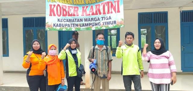 Pencegahan Penyebaran Virus Corona di Desa Negeri Tua