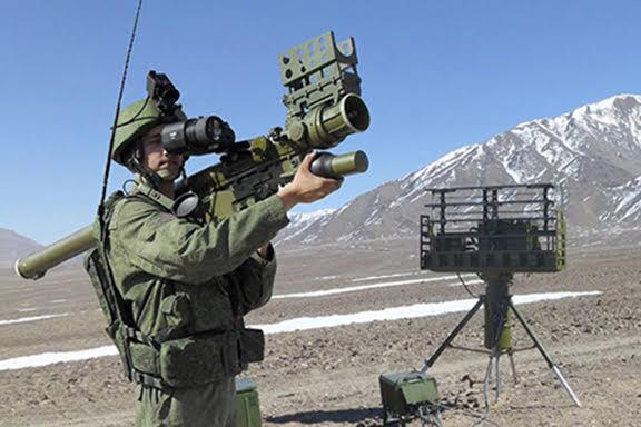 Rusia completa la entrega de equipo militar a Armenia
