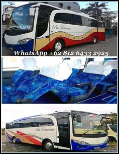 Sewa Bus pariwisata Medan Parapat