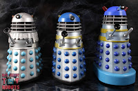 Doctor Who 'The Jungles of Mechanus' Dalek Set 28