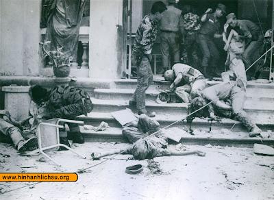 Vụ bắn rocket nhầm vào trường Phước Đức tại Sài Gòn năm 1968