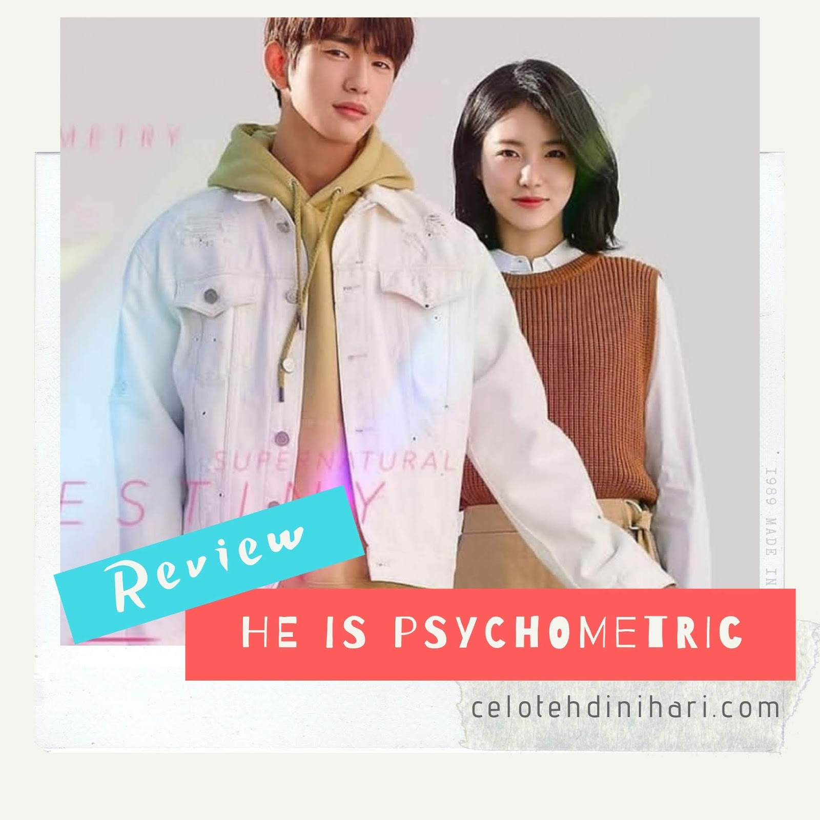 [REVIEW K-DRAMA] He is Psychometric