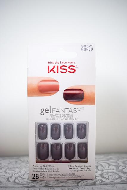 Kiss nails gel fantasy