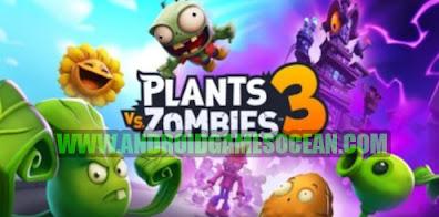 Plants vs Zombies 3 online apk mod