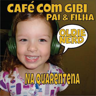 Café com Gibi 28: Millena no inicio da Quarentena