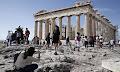 Όλος ο τουρισμός της Ελλάδας το πρώτο τετράμηνο