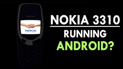 Nokia 3310 Android