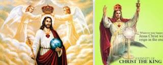 Catholics Celebrattes Christ The King