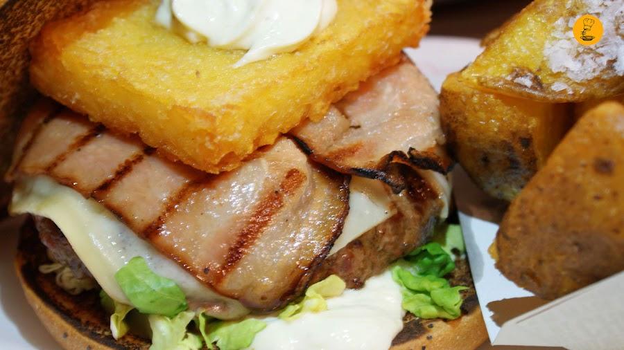 La Suiza en Bacoa, Bacoa Sol, Bacoa Atocha, Bacoa Madrid, hamburguesas mejor relación calidad precio Madrid, mejores hamburguesas Madrid, mejores hamburguesas gourmet Madrid