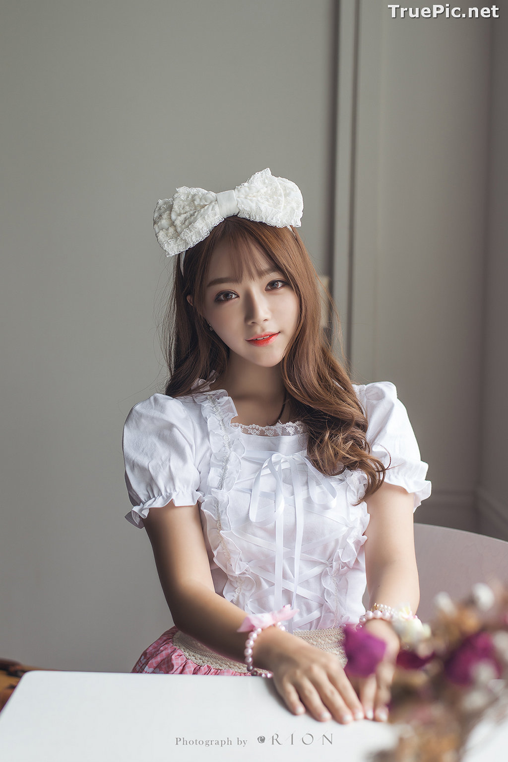 Image Korean Beautiful Model - Ji Yeon - My Cute Princess - TruePic.net - Picture-2