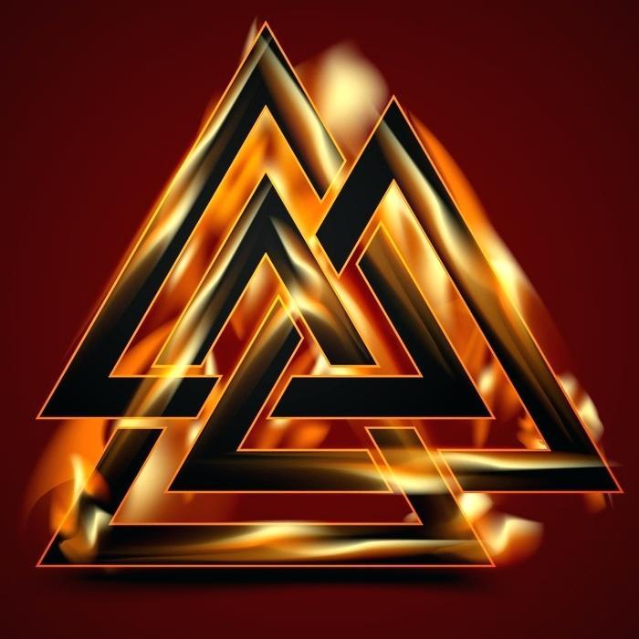 Real Rune Magick: The Valknut - a symbol of sacrifice