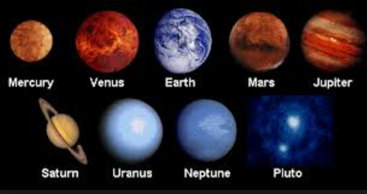 nine planets and pluto - photo #35