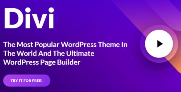 Blog WordPress: Free Download Elementor Pro dan Divi Theme Premium