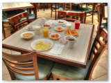 Free hot breakfast near Pigeon Forge