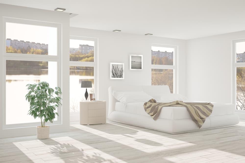 Minimalist House Bedroom Interior Design