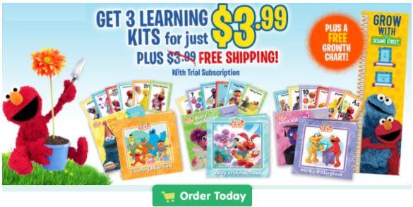 elmo learning kit deal