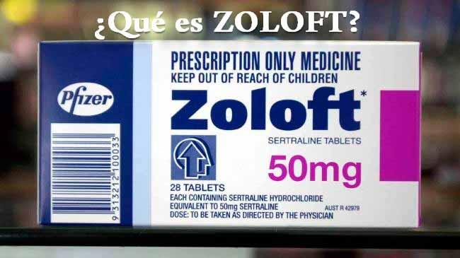 ¿Qué es ZOLOFT?