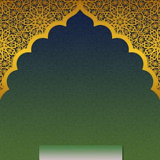 Desain poster ucapan tahun baru islam 2021 mentahan PNG - kanalmu