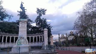 France Lyon parc de la tête d'or