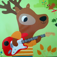 Les instruments - volume 2 - mes petits imagiers sonores - GALLIMARD JEUNESSE