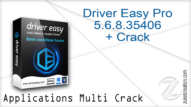 Driver Easy Professional 5.6.8.35406 + Crack
