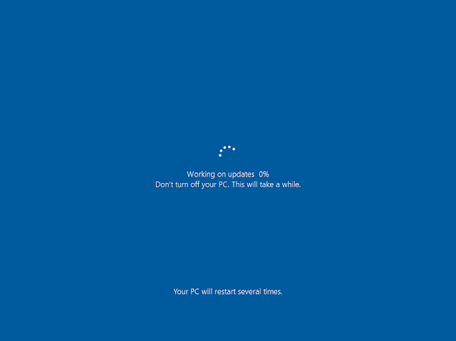 Windows 10 Version Upgrade