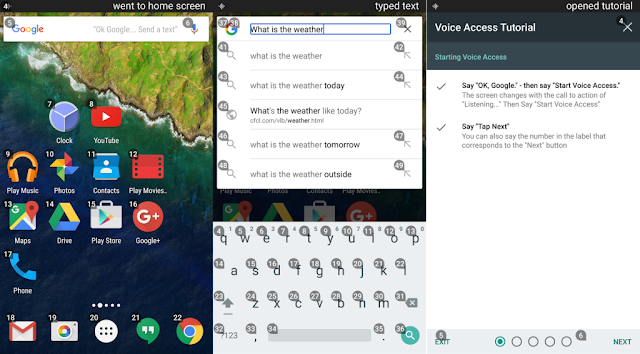 Google Launches Voice Access App In Beta Lets You Control Your Phone