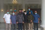 Forum RT RW DKI Jakarta Sampaikan Empati dan Support  Gubernur Anies Baswedan