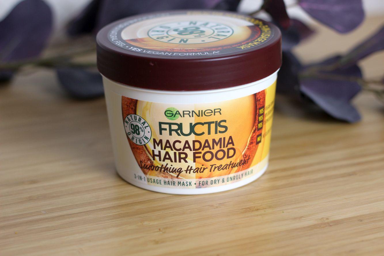 Garnier Fructis - Hair food Macadamia