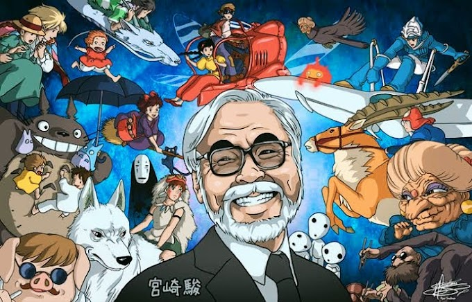 The Legacy Of Hayao Miyazaki's Anime Film Making