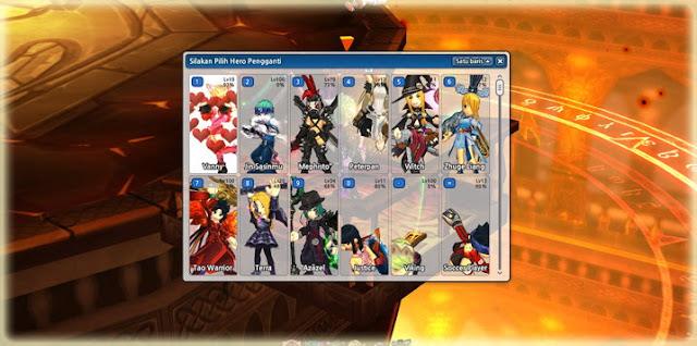 Tag Battle Mode Lost Saga Indonesia