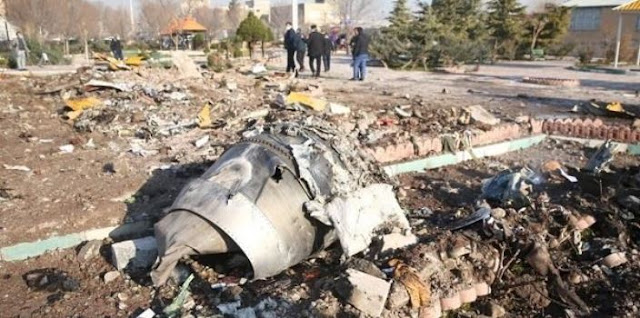 No survivors after Ukrainian airliner with 176 aboard crashes in Iran