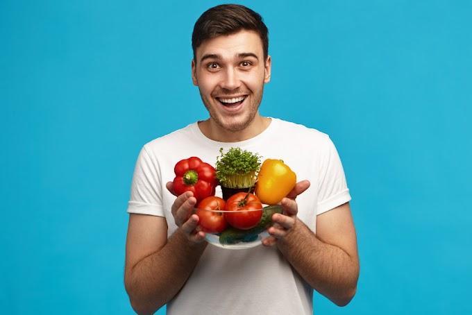 Eating A Healthful Vegetarian Diet