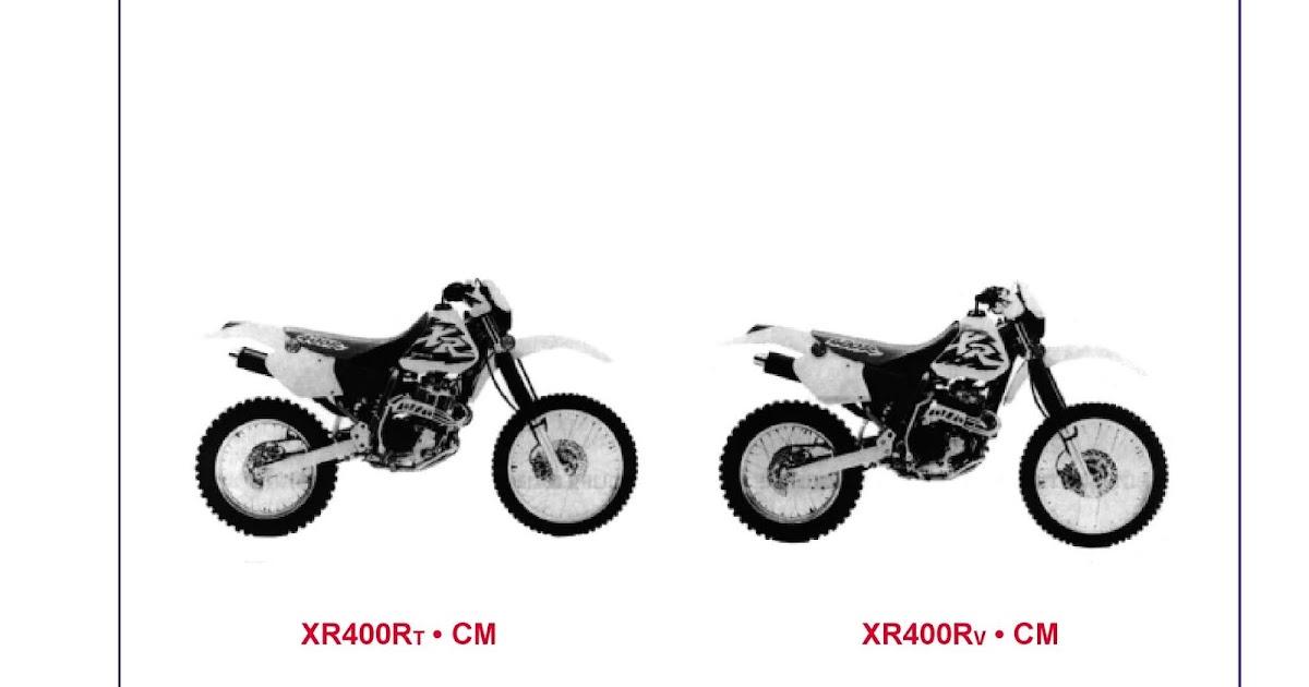 MANUAL DA SUA MOTO: CATÁLOGO DE PEÇAS HONDA XR250 TORNADO