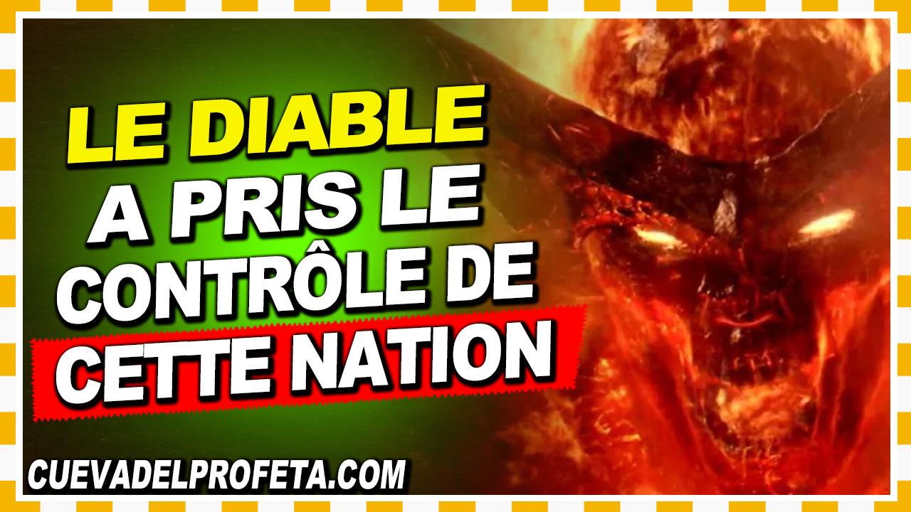 Parce que le diable a pris le contrôle de cette nation - William Marrion Branham