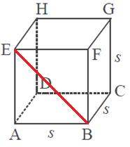 Diagonal Bidang Ruang Dan Bidang Diagonal Kubus